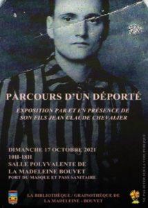 """Exposition """"Parcours d'un déporté"""" @ Salle polyvalente"""
